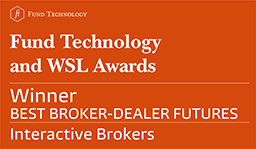 2017 Fund Technology and WSL Institutional Awards - Best Broker-Dealer Futures