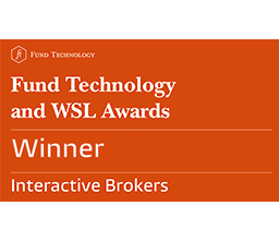 2017 Fund Technology and WSL Institutional Awards - Best Broker-Dealer Options